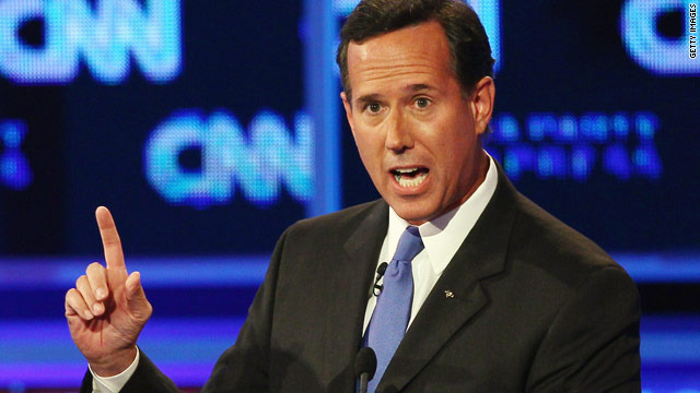 Santorum cancels political events to admit daughter to hospital