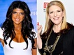 "Lisa Lampanelli And Teresa Giudice Get Eliminated From ""Celebrity Apprentice"""