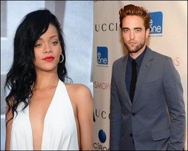 robert pattinson and rihanna dating