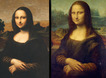 There's A Younger Happier Mona Lisa Painting