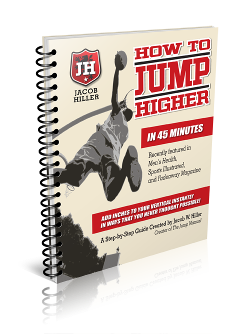 increase vertical jump technique