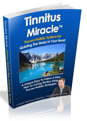 Tinnitus Miracle Treatment Book