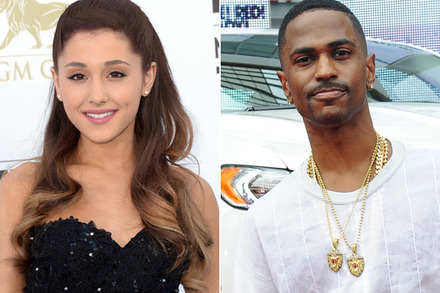 big sean and ariana grande really dating