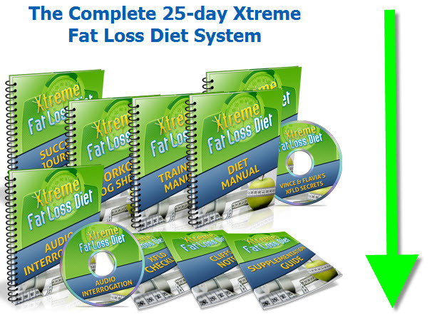 Xtreme Fat Loss Diet - Will It Work For You