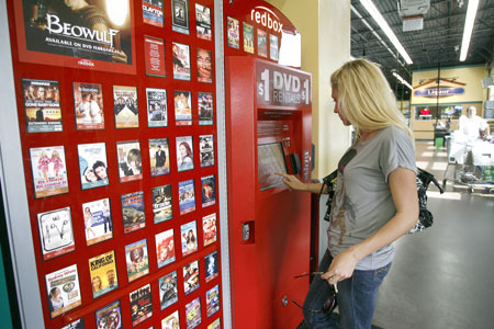 76 Reasons why you should not use REDBOX!
