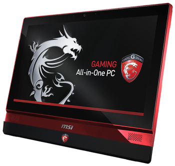 Msi Ag270 An Interesting Pc Gaming All In One Desktop