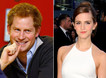 Emma Watson and Prince Harry are Dating
