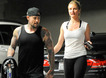 Cameron Diaz and Benji Madden Show their Love