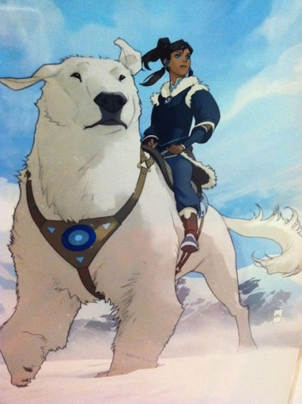 Avatar the last airbender the legend of korra delayed until 2013