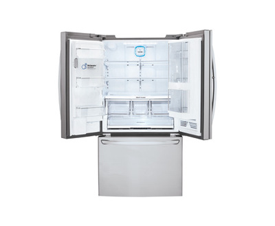 Lg Lmxs30786s Is A High End French Door Fridge Daily Gossip