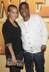 Tracy Morgan and Megan Wollover Got Married