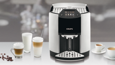 Krups Coffee Maker Grinder Problems : A luxury coffee maker called Krups EA9010 Daily Gossip