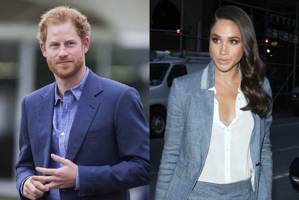Meghan Markle Is Prince Harry's Date To Pippa Middleton's Wedding Reception