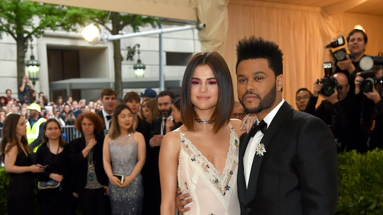 Selena Gomez & The Weeknd Pack On The PDA Attending Met Gala Together