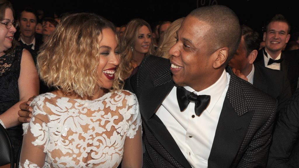 Could the 'names' of Beyoncé and Jay-Z's babies BE less showbiz?