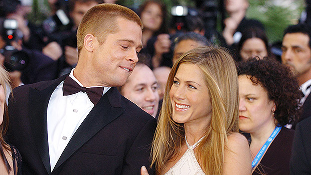 Are Brad Pitt and Jenn...